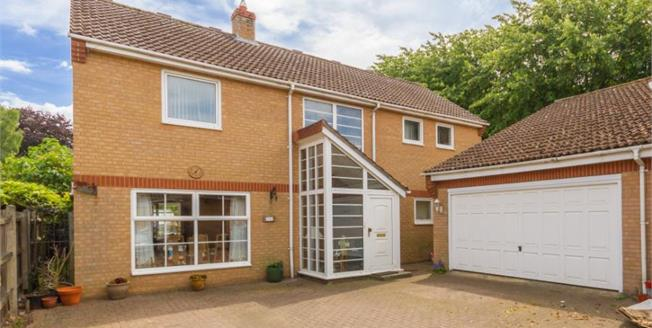 Guide Price £720,000, 4 Bedroom Detached House For Sale in Cottenham, CB24