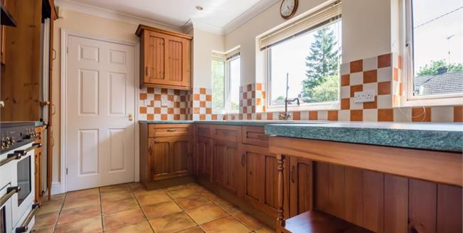 Guide Price £425,000, 4 Bedroom Bungalow For Sale in Willingham, CB24