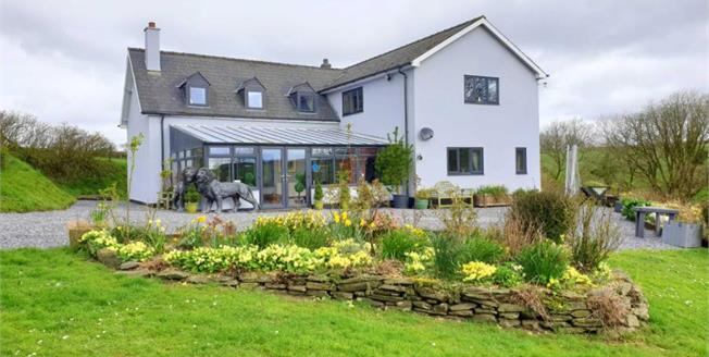 Asking Price £639,950, 5 Bedroom Detached House For Sale in Henllan Amgoed, SA34
