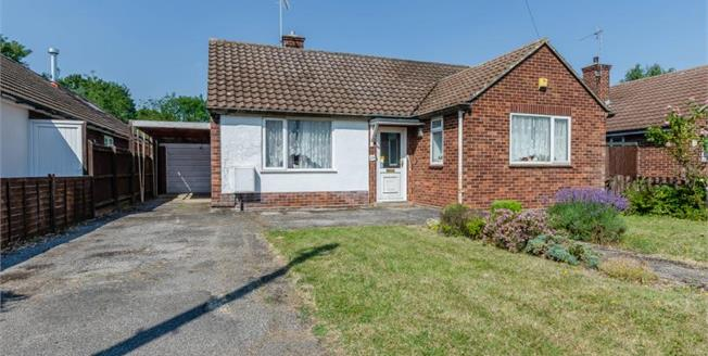 Asking Price £400,000, 3 Bedroom Bungalow For Sale in Cambridgeshire, CB22