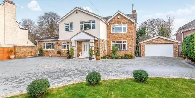 Asking Price £1,500,000, 5 Bedroom Detached House For Sale in Maidenhead, SL6