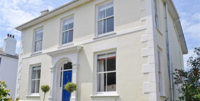 Asking Price £695,000, 4 Bedroom Detached House For Sale in Aberaeron, SA46