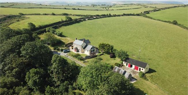 Offers in the region of £650,000, 4 Bedroom Detached House For Sale in Moylegrove, SA43