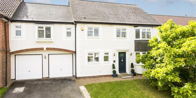 Guide Price £800,000, 5 Bedroom Semi Detached House For Sale in Tunbridge Wells, TN2