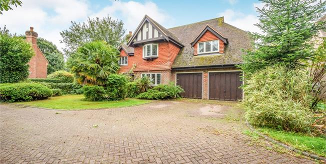 Asking Price £775,000, 5 Bedroom Detached House For Sale in Ashington, RH20