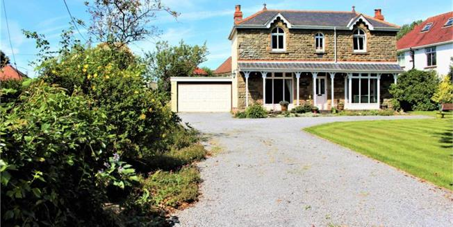 Offers in the region of £650,000, 4 Bedroom Detached House For Sale in Bishopston, SA3