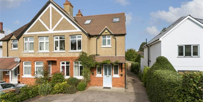 Guide Price £750,000, 5 Bedroom Detached House For Sale in Tunbridge Wells, TN4