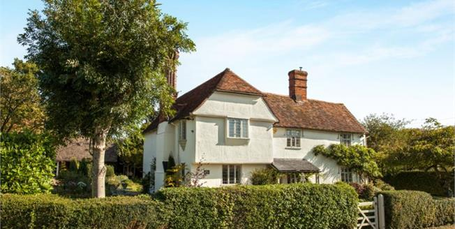 Price on Application, 4 Bedroom Detached House For Sale in Little Bardfield, CM7