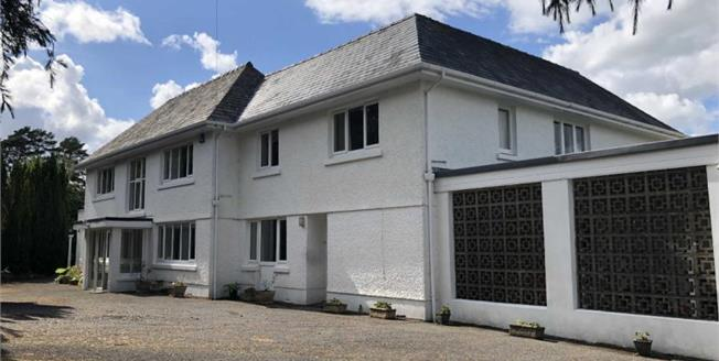 Offers in the region of £600,000, 6 Bedroom Detached House For Sale in Capel Dewi, SA32