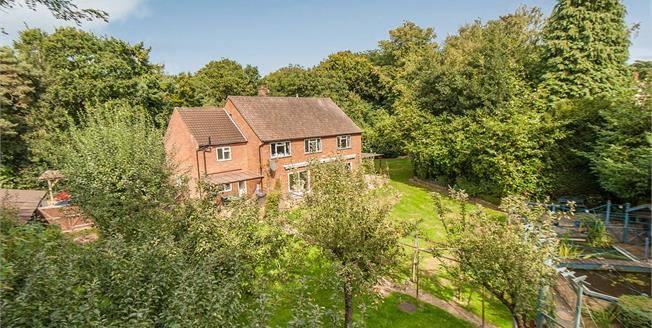 Asking Price £900,000, 5 Bedroom Detached House For Sale in Guildford, GU3