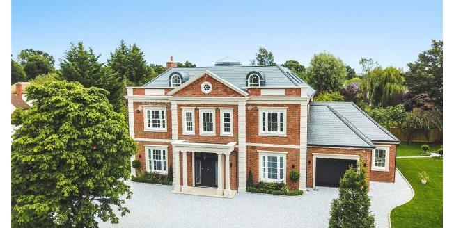Asking Price £3,550,000, 6 Bedroom Detached House For Sale in Surrey, KT22