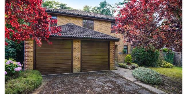 Asking Price £1,749,000, 5 Bedroom Detached House For Sale in Surrey, KT11