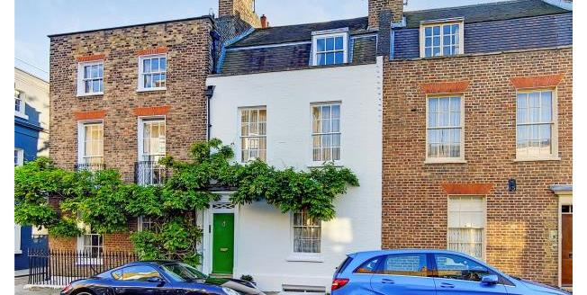 Guide Price £3,500,000, 3 Bedroom Terraced House For Sale in SW3