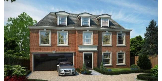 Guide Price £1,495,000, Building Plot For Sale in Surrey, KT10