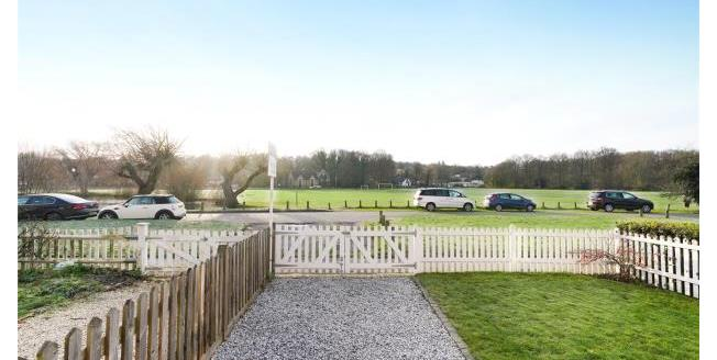 Guide Price £895,000, 3 Bedroom Semi Detached House For Sale in Esher, KT10
