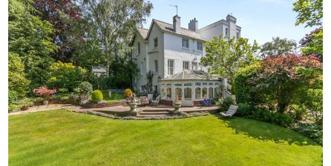 Guide Price £1,495,000, 4 Bedroom Semi Detached House For Sale in Esher, KT10