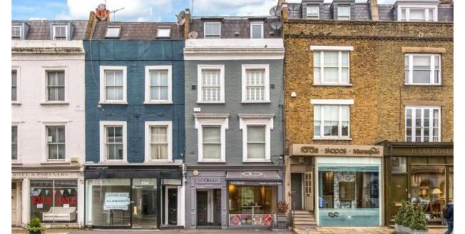 Asking Price £895,000, 2 Bedroom Apartment For Sale in SW6