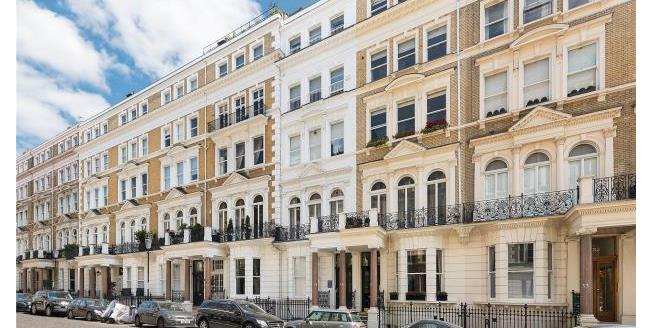 Asking Price £550,000, 1 Bedroom Apartment For Sale in London, W8