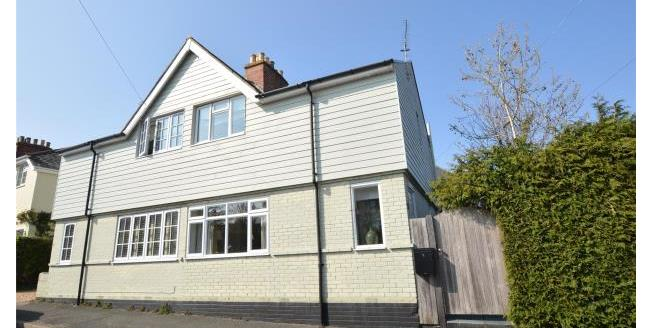 Guide Price £485,000, 2 Bedroom Semi Detached House For Sale in Hampshire, SO41