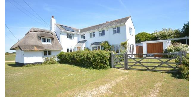Guide Price £850,000, 4 Bedroom Detached House For Sale in Hampshire, SO42