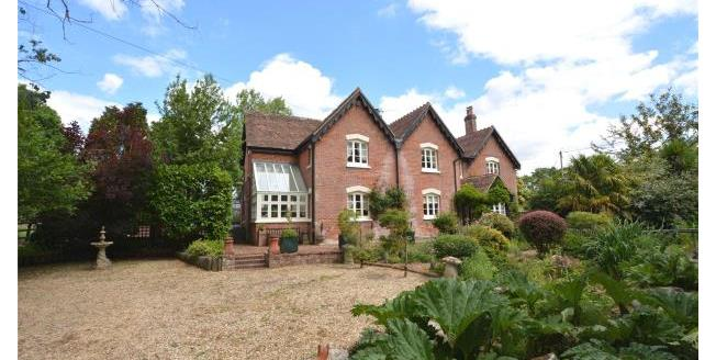 Guide Price £1,795,000, 4 Bedroom Detached House For Sale in Hampshire, BH25