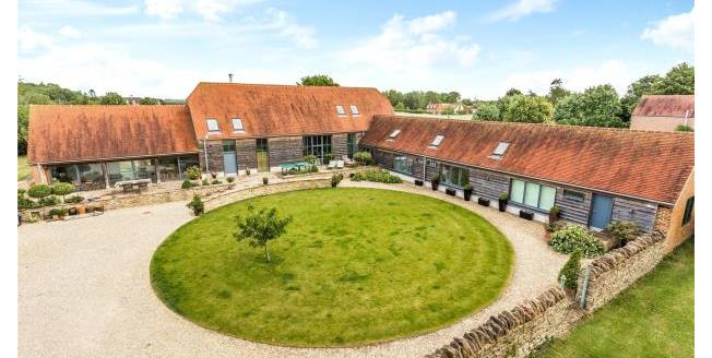 Offers in excess of £2,000,000, 6 Bedroom Detached House For Sale in Wantage, OX12