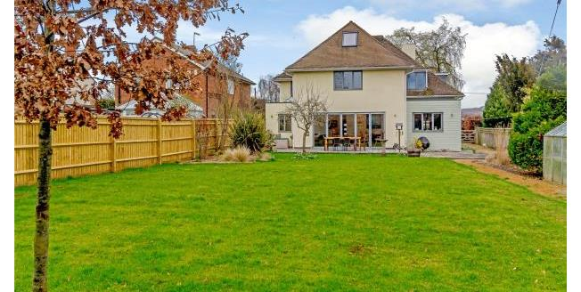 Guide Price £950,000, 6 Bedroom Detached House For Sale in Abingdon, OX13