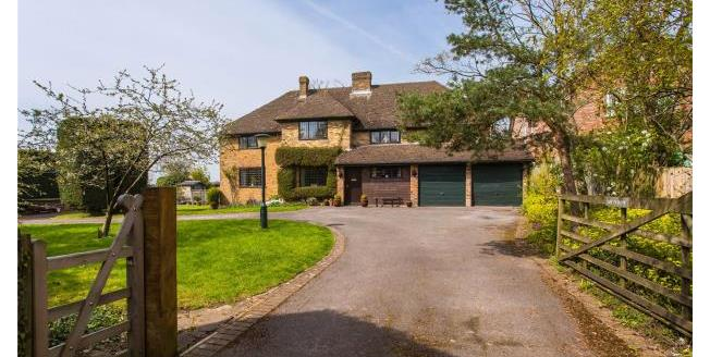 Guide Price £890,000, 5 Bedroom Detached House For Sale in Aylesbury, HP18
