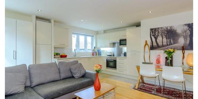 Guide Price £485,000, 2 Bedroom Apartment For Sale in Oxford, OX2