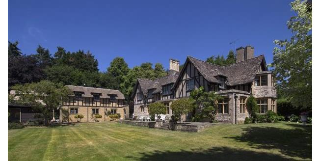 Guide Price £3,500,000, 5 Bedroom Detached House For Sale in OX1