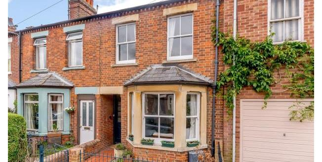 Guide Price £575,000, 3 Bedroom Terraced House For Sale in Oxford, OX2