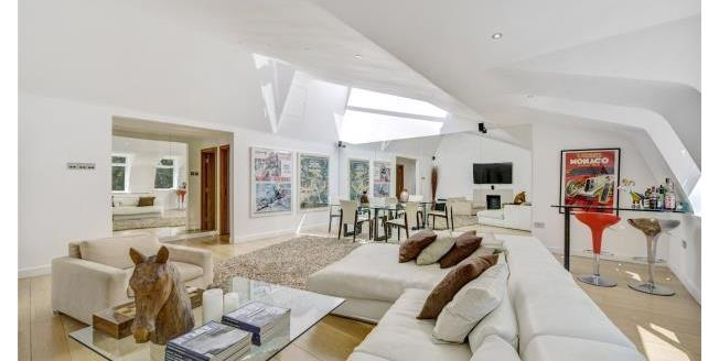 Asking Price £2,995,000, 3 Bedroom Apartment For Sale in SW7