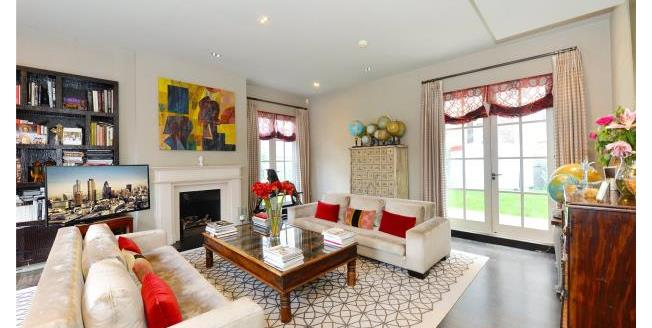 Asking Price £5,500,000, 3 Bedroom Detached House For Sale in London, SW7