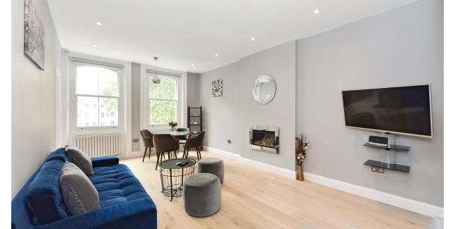 Asking Price £1,295,000, 2 Bedroom Apartment For Sale in London, SW7