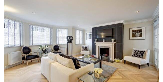 Asking Price £1,295,000, 2 Bedroom Apartment For Sale in SW7