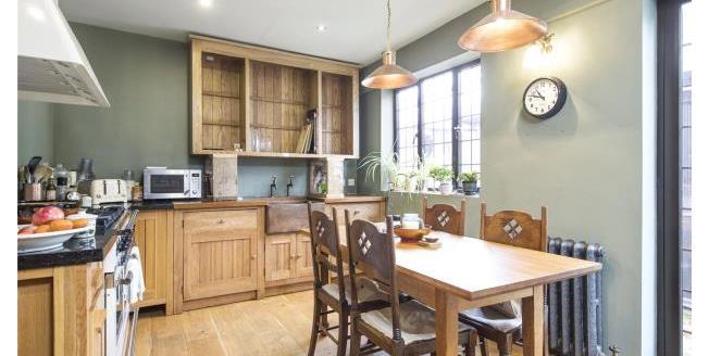 Asking Price £835,000, 5 Bedroom Detached House For Sale in Surrey, KT12