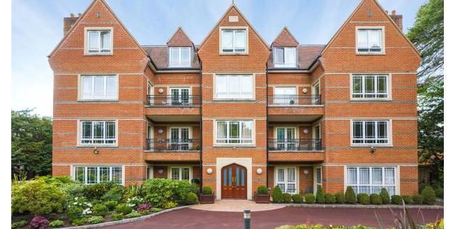 Offers in excess of £800,000, 2 Bedroom Apartment For Sale in Surrey, KT13