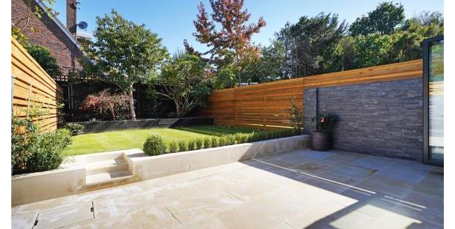Asking Price £1,395,000, 4 Bedroom Terraced House For Sale in Surrey, KT13