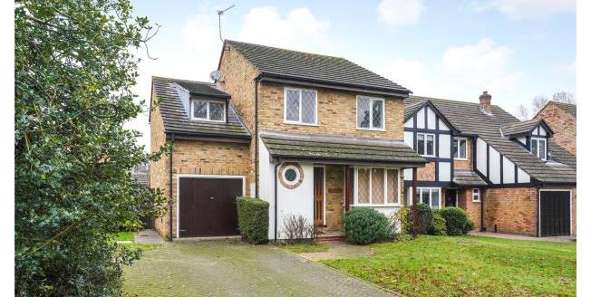 Offers in excess of £750,000, 4 Bedroom Detached House For Sale in Surrey, KT13