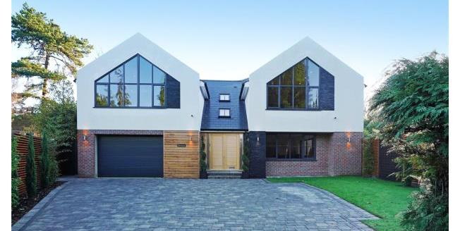Asking Price £1,695,000, 5 Bedroom Detached House For Sale in Surrey, GU21