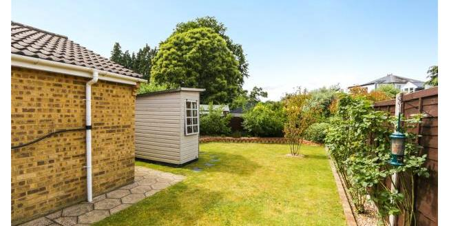 Guide Price £600,000, 3 Bedroom Semi Detached House For Sale in Surrey, KT13