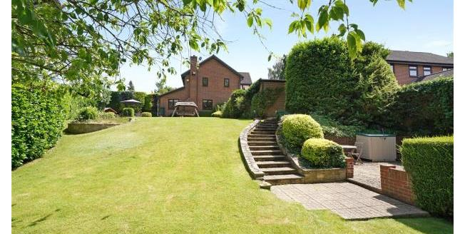 Asking Price £1,699,000, 5 Bedroom Detached House For Sale in Surrey, KT13