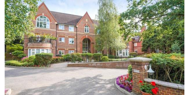 Asking Price £540,000, 2 Bedroom Apartment For Sale in Surrey, KT13