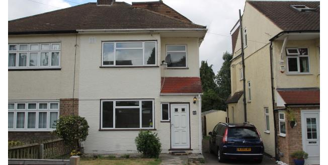 £1,700 per Calendar Month, 4 Bedroom House To Rent in Farnborough, BR6