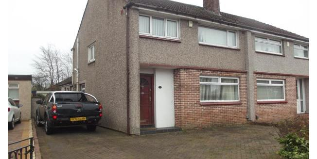 £875 per Calendar Month, 4 Bedroom Semi Detached House To Rent in Bishopbriggs, G64