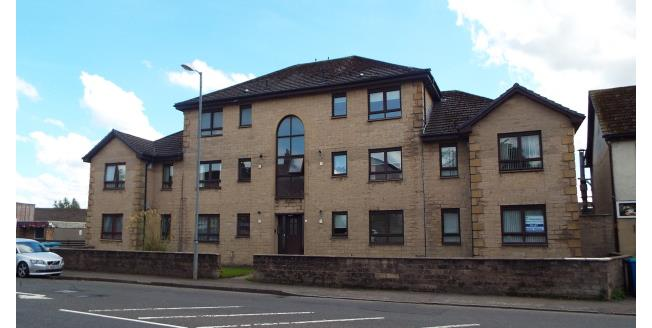 £500 per Calendar Month, 2 Bedroom Flat To Rent in Airdrie, ML6