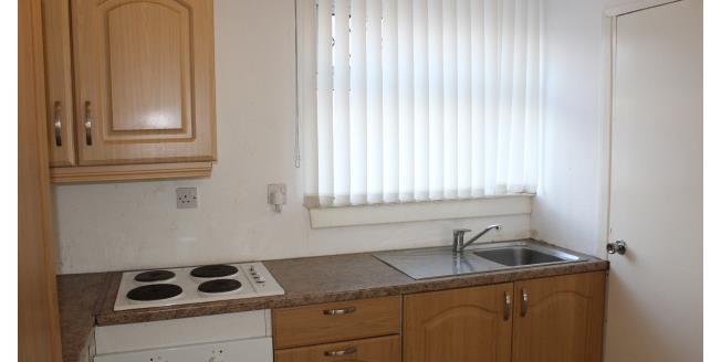 £450 per Calendar Month, 1 Bedroom Flat To Rent in Glasgow, G41