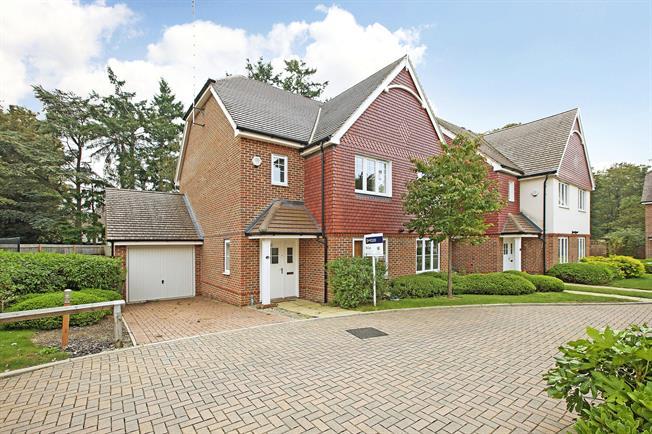 £2,250 per Calendar Month, 3 Bedroom Semi Detached House To Rent in Gerrards Cross, SL9
