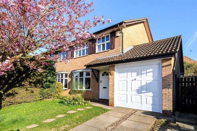 £925 per Calendar Month, 3 Bedroom Semi Detached House To Rent in Brackley, NN13