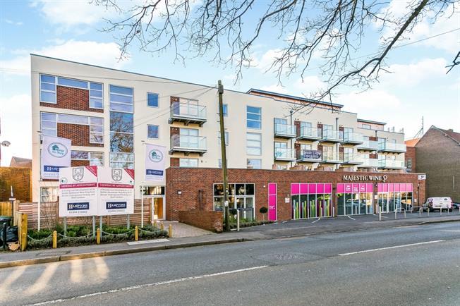 £1,000 per Calendar Month, 1 Bedroom Apartment To Rent in Amersham, HP6